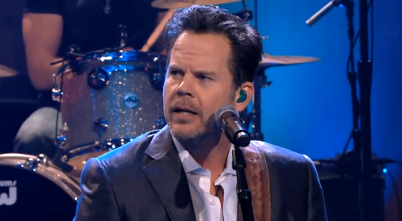 "GARY ALLAN PREMIERES ""IT AIN'T THE WHISKEY"" ON JAY LENO (VIDEO)"