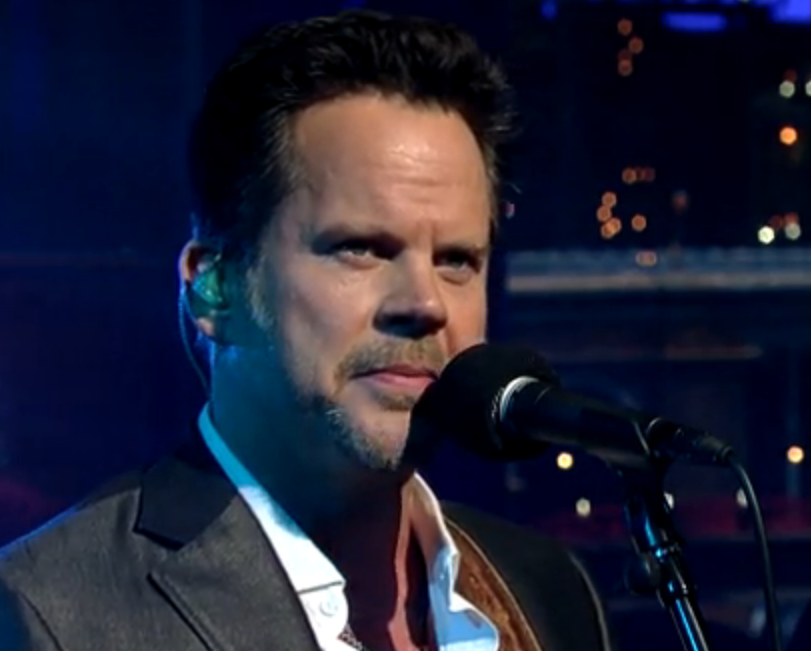 GARY ALLAN PERFORMS ON LATE SHOW WITH DAVID LETTERMAN