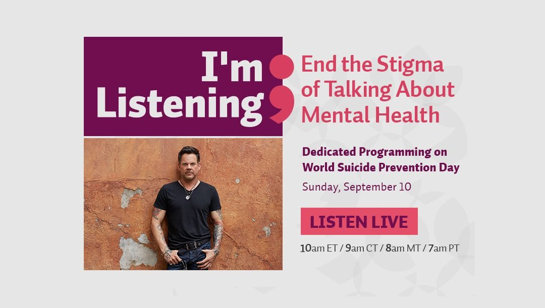"Gary Allan to participate in Entercom's ""I'm Listening"" Campaign"