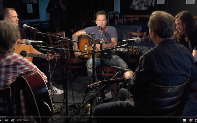 Gary Allan Talks Dads and Guitars at The Bluebird
