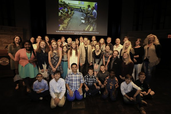 Country Music Hall of Fame® and Museum Celebrates 37th Annual Words & Music Night with Host Gary Allan