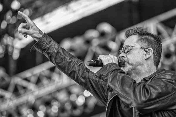 Review: Gary Allan's WE Fest Set Displays Collection of Singles