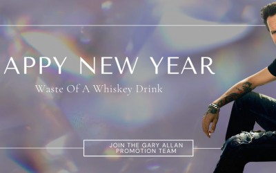 Gary Allan Launches New Facebook Group Fan Promotion Team