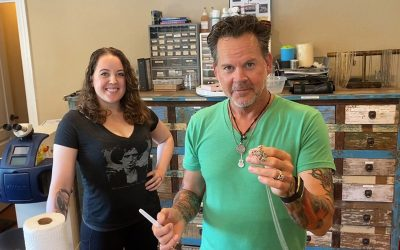 Gary Allan's Custom Jewelry Business Is a Family Affair: 'We're Getting Faster and Better'